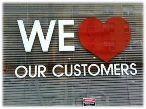 לקוחות אוהבים שמתאמצים בשבילם